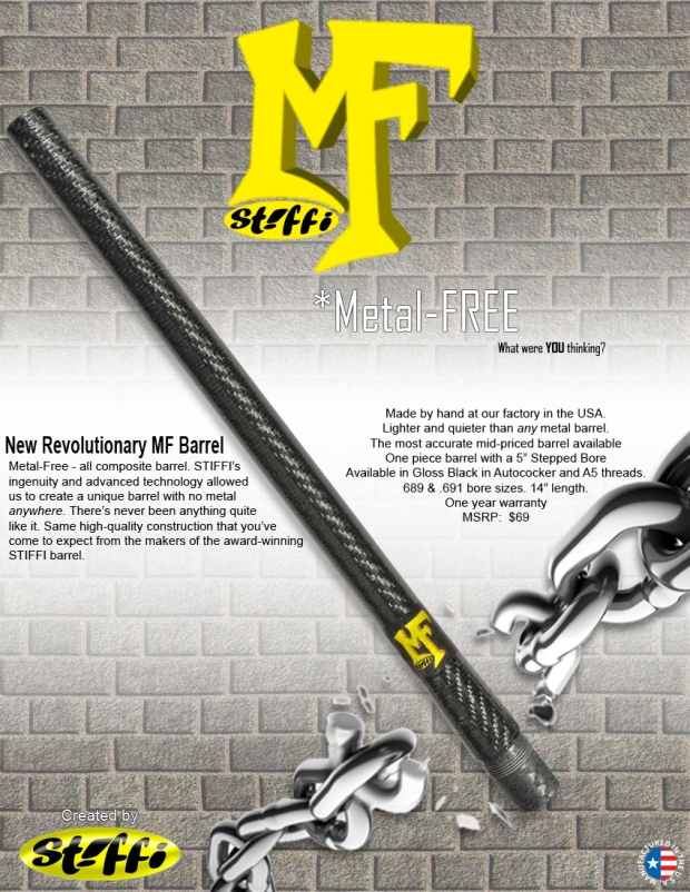 Stiffi MF Barrel